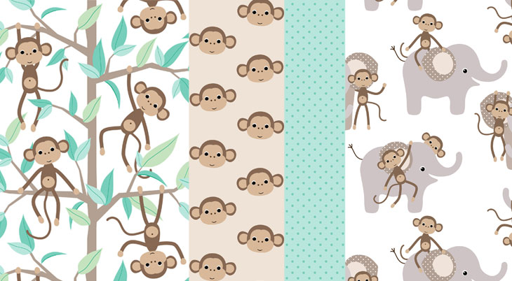 Monkey forest collection